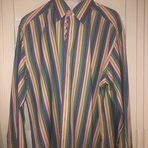Men's Robert Graham shirt